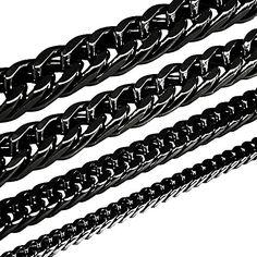 Königskette Panzerkette Armband Set o. einzeln aus Edelstahl gold - http://schmuckhaus.online/soulcats/koenigskette-panzerkette-armband-set-o-einzeln