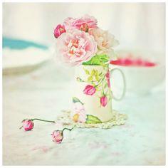 rosy afternoon by AlicjaRodzik.deviantart.com on @deviantART