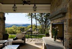 Outdoor Living Porch