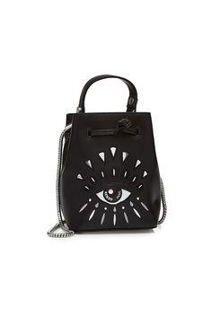 kenzo  bags  shoulder bags  leather   Shoulder Strap 7610d47845a54