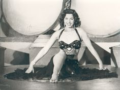 Samia Gamal, the most famous egyptian Belly Dancer. Sixty years ago she was…