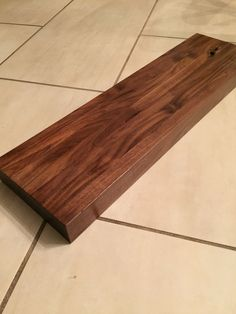 A personal favorite from my Etsy shop https://www.etsy.com/listing/465005769/black-walnut-butcher-block