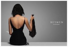 A cleverly thought ad by Beymen Accessories [441x308] - See Blend for More!