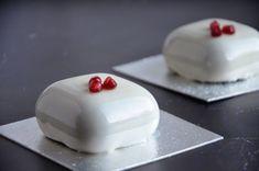 Creative Desserts, Pavlova, Sweet Life, Butter Dish, Macarons, Mousse, Panna Cotta, Cake Recipes, Pudding