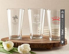 So awesome! - Pint Glass 16 oz. | CHECK OUT MORE GREAT REHEARSAL DINNER PICS AND IDEAS AT WEDDINGPINS.NET | #weddings #wedding #rehearsal #rehearsaldinner #bachelorparty #events #forweddings