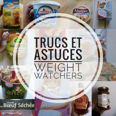 Trucs et astuces weight watchers (liste de courses, idées ww...)