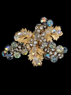 Superb Vintage Hattie Carnegie Brooch by Vintageimagine on Etsy