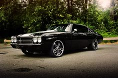 Chevy Chevelle SS