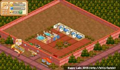 Happy Lab, Level Up, Clash Of Clans, Baseball Field, Business Women, Exotic, Basketball Court, Sports, Creatures