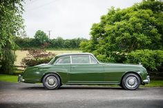 1958 Bentley S1 Continental Park Ward Two-Door Sports Saloon