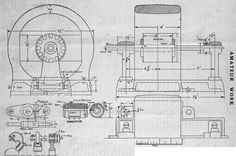 Diagram of Dynamo - I like the aesthetic of the technical drawing