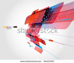 stock vector : Abstract Background Vector
