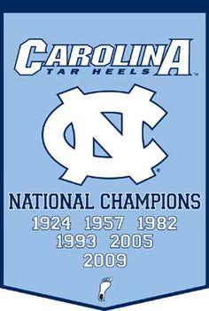"North Carolina Tar Heels 24 x 36 NCAA Football Dynasty Banner from Winning Streak Sports: ""Dynasty… #Sport #Football #Rugby #IceHockey"