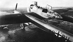Focke Wulf Fw 189A. WRG# 0017678