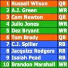 upside board fantasy football top 10 upside players for 2012