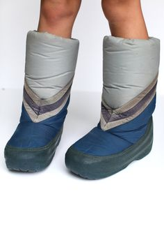 Moon boots! I remember the morning I got mine!  Were suppose to be for Christmas but got a real bad snow before and my mom gave them to me to wear to school!!!