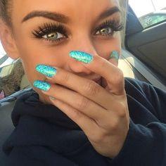 Eye color, contacts?? | Tiffany ♤ Rashell