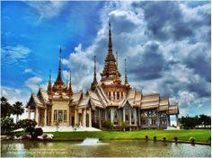 thailandhere: อุทยานมูลนิธิสมเด็จพุฒาจารย์ (โต พรหมรังสี) หรือ ว...