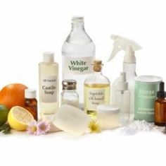 Making your own cleaners can save you money and control what chemicals you use around the house.  This page contains recipes for soap, stain removal, laundry detergent, dishwashing detergent, shampoo, conditioner, carpet cleaner, and more.