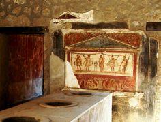 Pompeii - Asselina's thermopolium