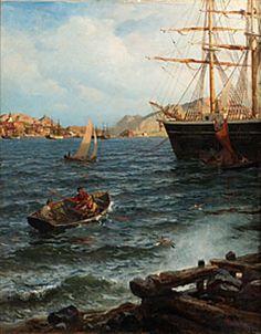 Hans Gude (1825-1903):