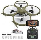 ﹩138.44. WiFi Discovery Delta Recon Quadcopter Drone Tactical Edition 720p HD Camera    UPC - 814850023887, EAN - 0814850023887, Type - Quadcopter
