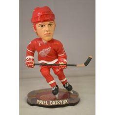 Pavel Datsyuk Detroit Red Wings 2012 Limited Edition Bobblehead