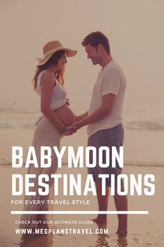 Discover the very best babymoon destinations based on your travel style.  Whether you're a beach bum, history buff, or adventure lover - there's something for everyone! Reconnect with your partner in one of these fantastic Babymoon destinations. Middleton Place, Birthing Classes, Luxury Camping, Greatest Adventure, Baby Time, Beach Bum, Beautiful Islands, Walking Tour, Travel Style