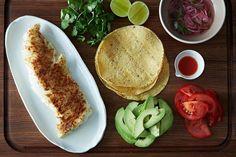 Low-Maintenance Fish Tacos recipe on Food52