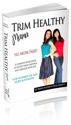 Review of Trim Healthy Mama! Compares THM for nutrition to Dave Ramsey for money.