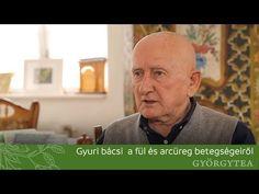 Gyuri bácsi a fül és az arcüreg betegségeiről beszél - YouTube The Cure, Vitamins, Youtube, Health, Health Care, Vitamin D, Youtubers, Youtube Movies, Salud