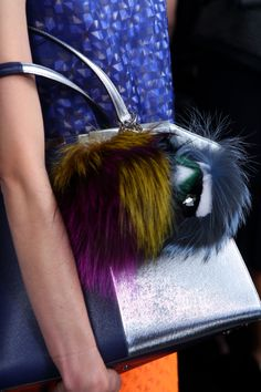 e1b2917c418 The new Fendi Spring Summer 2014 Bag Bugs