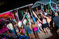 Beach party and dinner show at Harbour Lights, Barbados! ... This is like my FAVORITE PLACE EVER!!!!