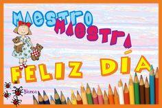 Actividades para Educación Infantil: FELIZ DÍA DEL MAESTRO-A 2015