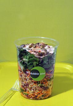superfood salad Superfood Salad, Oatmeal, Lunch, Restaurant, Fresh, Healthy, Breakfast, Tableware, Gourmet