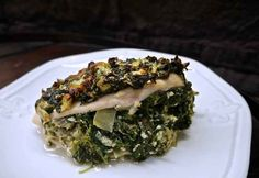 Spinach, Artichoke, and Feta-Stuffed Chicken