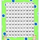 Enjoy this freebie....cute boy/girl polka-dot themed Hundreds Chart  Happy Teaching :)...