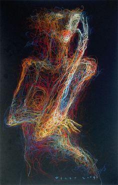 ♥ Viktor Sheleg 1962 | Russian painter