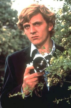 """Inspired by real-life London photographer David Bailey, Michelangelo Antonioni's first English-language film """"Blow-Up"""" [1966] covered a weird and somewhat baffling single day in the life of a glamorous fashion photographer, played by David Hemmings. Also featuring Vanessa Redgrave, Sarah Miles and Jane Birkin, it won the Grand Prix at Cannes the following year."""