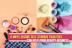 As convenient as it is to have our stocks in one place, many beauty products are sensitive to slight changes in the environment and can easily get damaged. This is why you should consider alternative storage options, such as secure self storage facilities. Storage Facilities, Self Storage, Beauty Products, Alternative, Commercial, Environment, Cosmetics, Products, Environmental Psychology