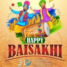 Happy baisakhi to all 😊Hope this Baisakhi fulfill all your desires and wishes. #HappyBaisakhi #WebDesignCompanyIndia #WebDesignIndia #Udaipur #India #3iPlanet #3iPlanetUdaipur #3iPlanetWebdesignCompanyIndia #3iPlanetWebDesignIndia