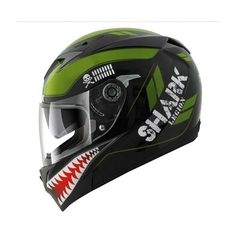 Shark S700 Legion Helmet at RevZilla.com