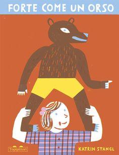 Età: 2-5 anni Sinossi: un libro per imparare a descrivere, definire e definirsi per quello che siamo o che vorremmo essere, per somiglianza o per ambizione. Tra le pagine incontriamo una bambina 'forte come un orso' e uno 'sporco come un maiale', un bambino 'operoso' che si prende cura di bambole e animali e una bambina 'selvaggia come una tigre'. Dove essere e poter essere si contaminano tra giochi linguistici e costruzione del sé.