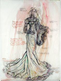 Frankenstein- Carrie Robbins Designage Inc.