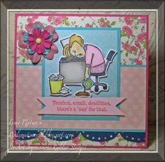 """There's a """"NAP"""" for that! by Renlymat - Cards and Paper Crafts at Splitcoaststampers"""