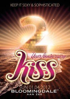 KISS #bloomingdale #beachclub