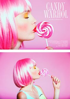 Candy Warhol by Tomaas - Inspiration Grid - Cool Fashion Photos