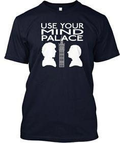 "Sherlocks:""Boys Mind Palace Tee"" | Teespring"