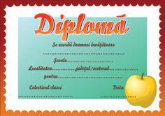 Diplomă pentru doamna învățătoare Education, Desktop, Onderwijs, Learning