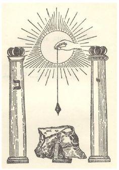 The Occult Gallery Occult Symbols, Masonic Symbols, Occult Art, Ancient Symbols, Masonic Art, Alchemy Art, Alchemy Tattoo, Esoteric Art, Freemasonry